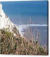 Beachy Head Sussex Canvas Print