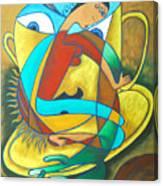 Bean Spirit Canvas Print