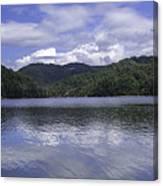 Bear Lake North Carolina Canvas Print
