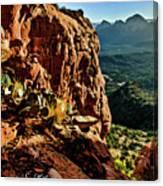 Bear Mountain 06-118 Canvas Print