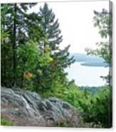 Bear Mountain Canvas Print