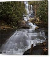 Bearden Falls Canvas Print