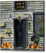 Bears Mill Canvas Print
