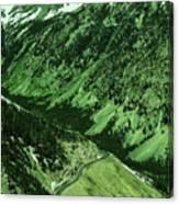Beartooth Highway Canvas Print