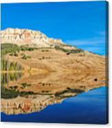 Beartooth Lake Canvas Print