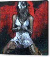 Beast II Canvas Print