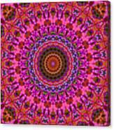 Beatitude No. 4 Kaleidoscope Canvas Print
