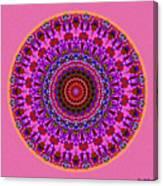 Beatitude No. 4 Mandala Canvas Print