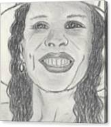 Beatriz Canvas Print