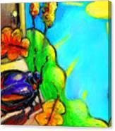 Beattle Canvas Print