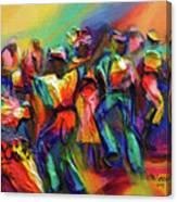 Beau Yelle - Sweet Man Canvas Print