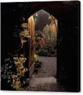 Beaulieu House & Gardens, Co Louth Canvas Print