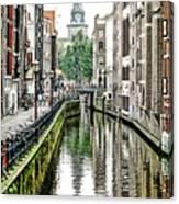 Beautiful Amsterdam Canvas Print