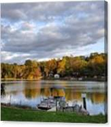 Beautiful Autumnv3 Canvas Print