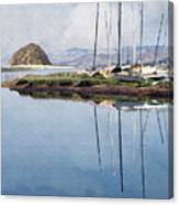 Beautiful Bay Canvas Print