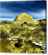 Beautiful Bisti Wilderness Canvas Print