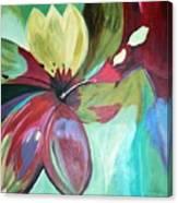Beautiful Bloom Canvas Print