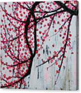Beautiful Blossoms Canvas Print