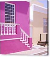 Beautiful Bo Kaap Canvas Print