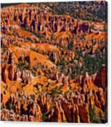 Beautiful Bryce Canyon Canvas Print