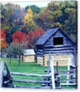 Beautiful Fall Canvas Print