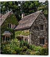 Beautiful Home Canvas Print