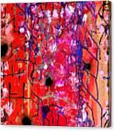 Beautiful Meltdown Canvas Print
