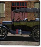 Beautiful Model T Touring Car Canvas Print