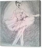 Beautiful Natalia Canvas Print