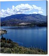 Beautiful Okanagan Valley Canvas Print