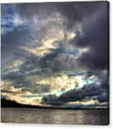 Beautiful Oklahoma Skies Canvas Print