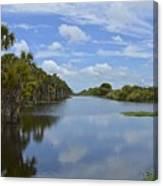 Beautiful Old Florida Canvas Print
