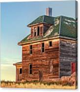 Beautiful Old House Canvas Print