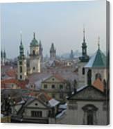 Beautiful Prague Canvas Print