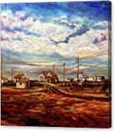 Beautiful Prince Edward Island Maritime Canada Canvas Print