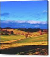 Beautiful Rural Bavaria Canvas Print