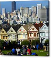 Beautiful San Francisco Canvas Print