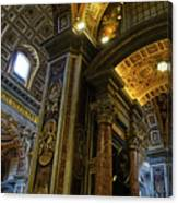 Beautiful St. Peters Canvas Print