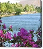 Beautiful Waikiki Canvas Print