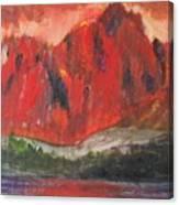 Beautiful Yukon Canvas Print