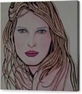 Beauty 1 Canvas Print