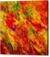 Beauty Of Real Love Canvas Print