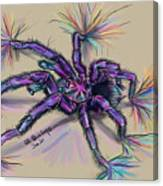 Beauty Of The Crawlies Canvas Print