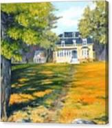 Beaverbrook House Canvas Print