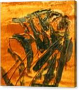 Bedecked - Tile Canvas Print
