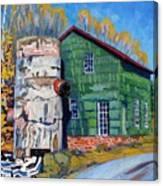 Bedford Mills Canvas Print