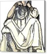 Bedouin 1 Canvas Print