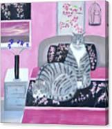 Bedtime Canvas Print