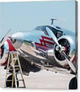 Beechcraft C-45h Canvas Print