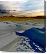 Been Through The Desert Canvas Print